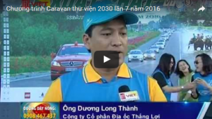 Chương trình Caravan thư viện 2030 lần 7 năm 2016
