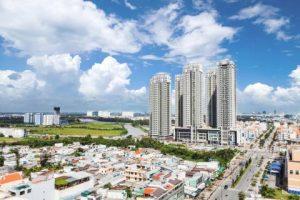 Diễn biến trái chiều của thị trường địa ốc hai miền Nam – Bắc