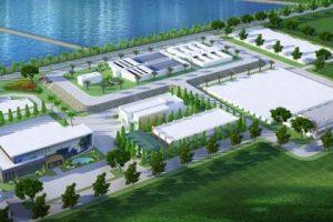 Dự án cấp nước Hòa Khánh Tây