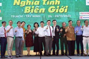 """Thắng Lợi Group đồng hành cùng """"Caravan Nghĩa tình biên giới 2020"""" tỉnh Tây Ninh năm 2020"""