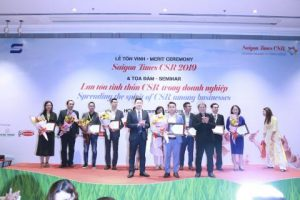 Thắng Lợi Group được vinh danh Doanh nghiệp vì cộng đồng năm 2019