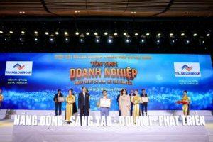 Thắng Lợi Group được vinh danh trong top 100 Doanh nghiệp tiêu biểu Tp.HCM năm 2020