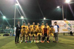 Thắng Lợi Group giành giải Á Quân Cúp Thắng Lợi 2019