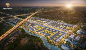 THE SOL CITY – Thành phố vệ tinh tại Nam Sài Gòn